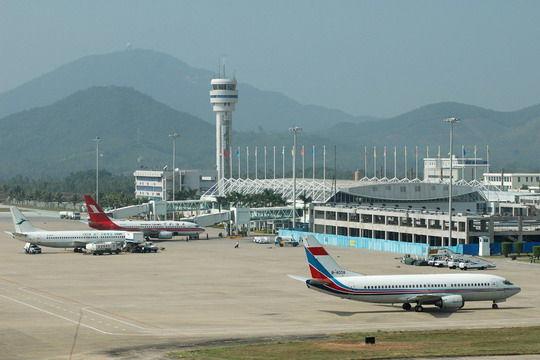 三亚凤凰机场项目