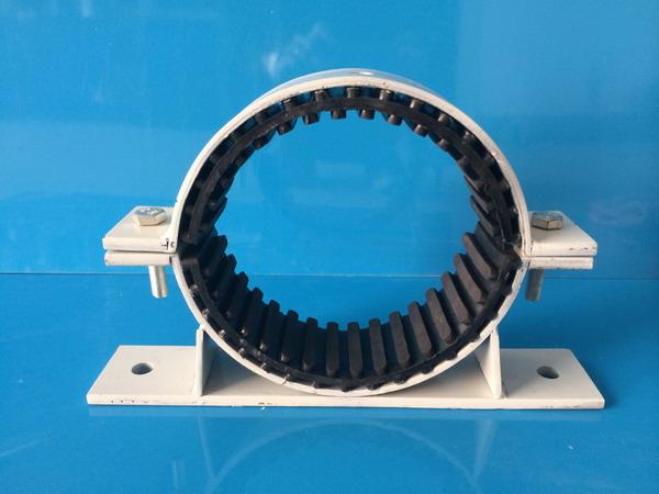 GDU3型管道管夹橡胶减震器