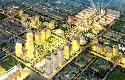 天津泰达广场项目