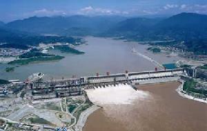 长江电力三峡大坝项目