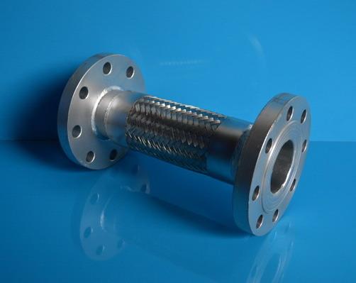 碳钢法兰金属软接头