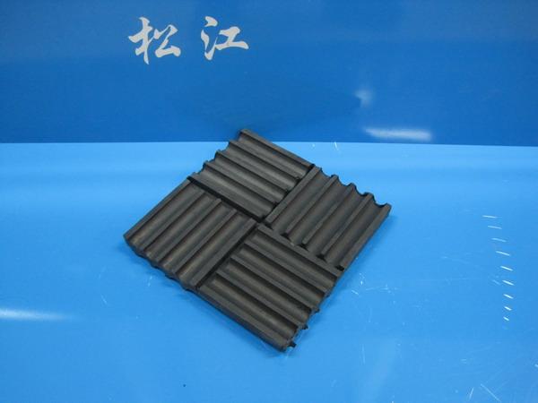 橡胶减震垫(170*170*20)