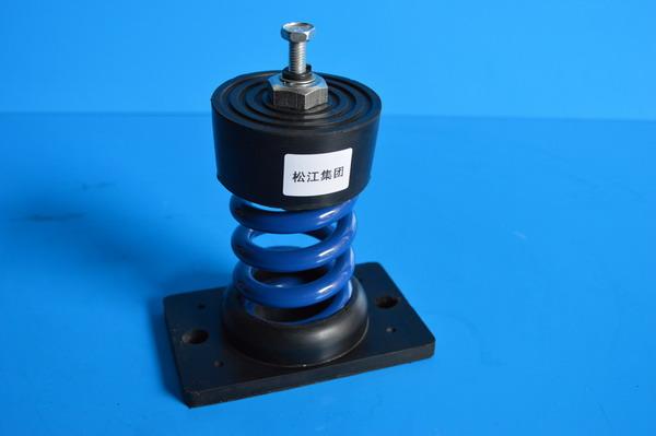 ZTB型可调式阻尼弹簧减震器