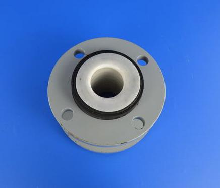PVC法兰内衬四氟橡胶软连接