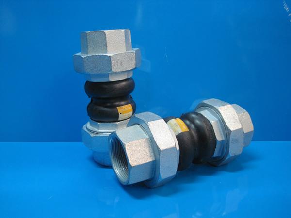KST-L 丝扣双球橡胶防震接头