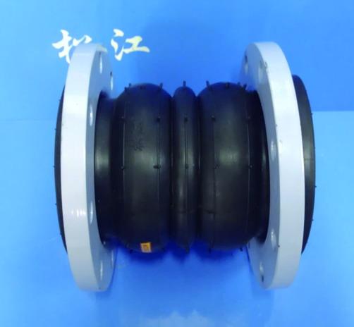 KST-F型 双球体橡胶防震接头