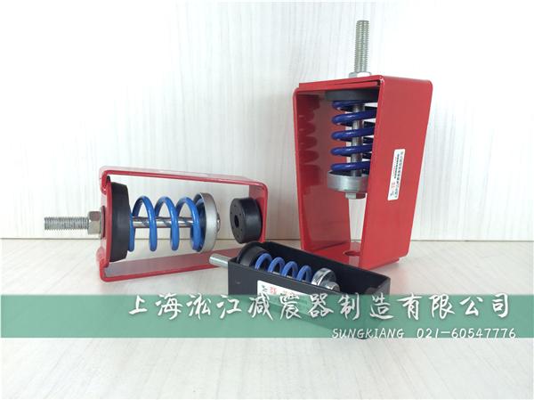 为什么说吊式空调箱安装ZTY吊式弹簧减震器好处多多