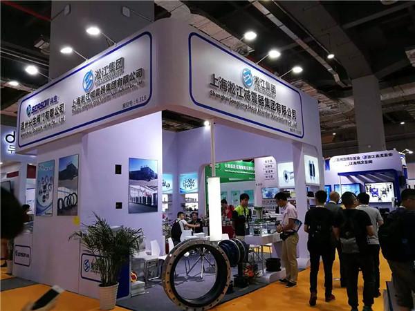 2016年.五届上海国际泵管阀展淞