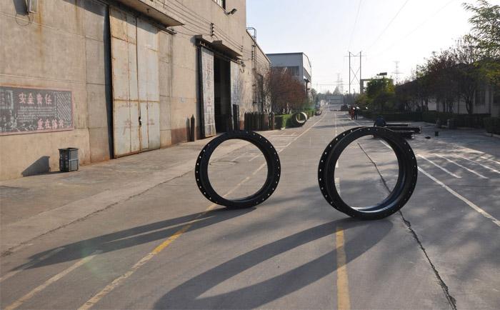 单球体可曲挠性橡胶接头
