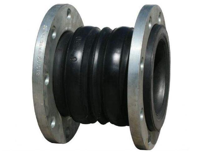 GJQ(X)-DF-II型单球体橡胶接头(大翻边)