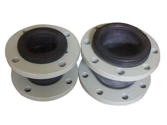JGQ(X)-SF-II型双球橡胶接头(大翻边)