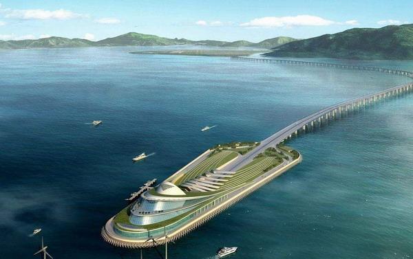 【港珠澳大桥项目】采用淞江弹簧减震器