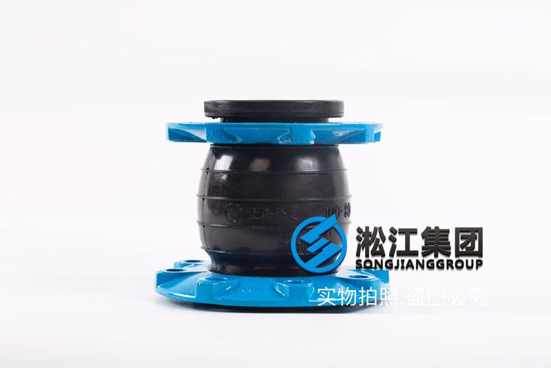 KYT型球墨铸铁同心异径橡胶软接头产品图