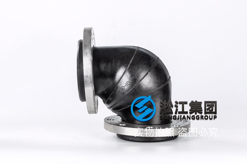 WGD型90度橡胶软接头产品图
